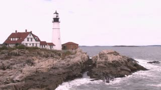 Portland Head Light lighthouse in Maine 5