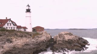 Portland Head Light lighthouse in Maine 7