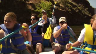 Pov River Rafting