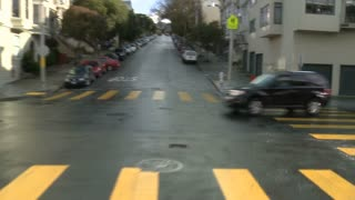 POV San Francisco Intersections