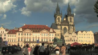 Prague Clock Tower 2