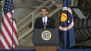 President Obama Thanking Officials