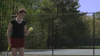 Pro Tennis Serve