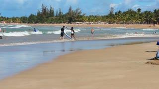 Puerto Rico Beach Front