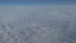 Puffy Clouds From Above 2