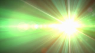 Pulsing Light Flare
