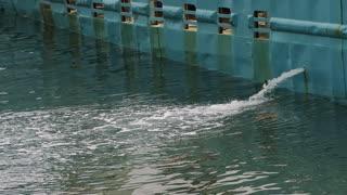 Pumping Bilge Water