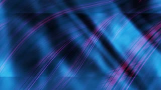 Purple And Blue Wavy Lines