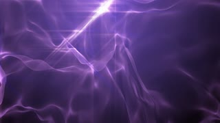 Purple Plasma Moving Background