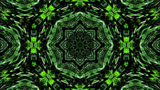 Quilted Kaleidoscope Facet Morph