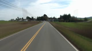 Racing Down A Country Road
