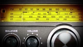 Radio Dial Scanning