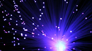 Rainbow Crazy Fiber Optics