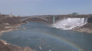 Rainbow Niagara Falls