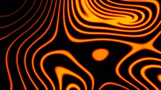 random abstract loops motion background