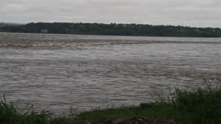 Rapids On The Congo River