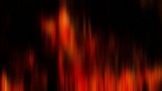 Red Fiery Curtain Texture