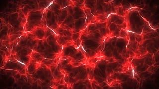 Red Wavy Energy