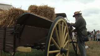 Reenactment Event Wagon