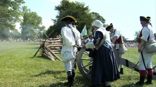 Reenactment Molly Pitcher