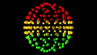 Reggae Disco Ball