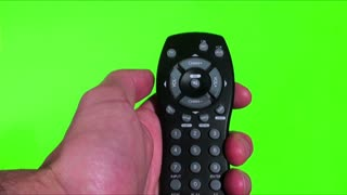 Remote green screen