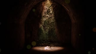 Resurrection Background Empty Tomb