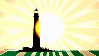 Retro Lighthouse 2