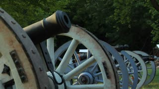 Revolutionary War Cannon Pan 2
