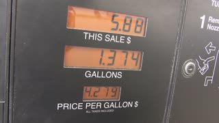 Rising Gas Price