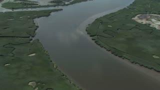 River Flat lands Landscape