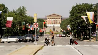 Roads to Philadelphia Museum of Art
