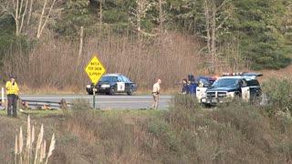 Roadside Accident EMTs