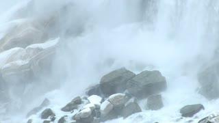 Rocky Niagara Falls