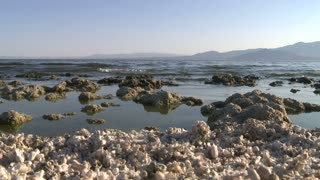 Rocky Salton Sea Coast