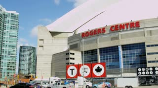 Rogers Centre in Downtown Toronto