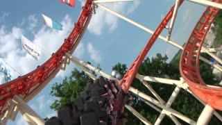 Roller Coaster on Track