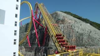 Roller Coaster Ramping Up