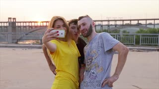 rollers selfie bridge