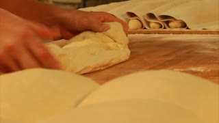 Rolling Bread Dough