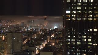 Rolling Fog San Francisco Timelapse