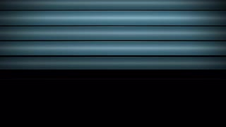 Rolling Shutter Metal Door Transition Teal