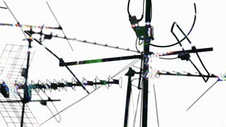 Rooftop Antenna Montage