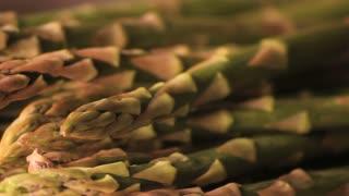 Rotating Asparagus Tops