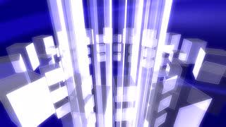 Rotating Geometric Columns