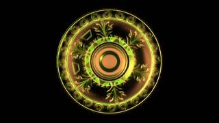 Rotation Circle Pattern