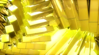 Rotation of Gold Blocks