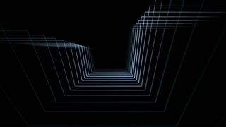Rotation Wavy Lines
