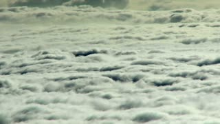 Ruffling Cloud Floor Timelapse