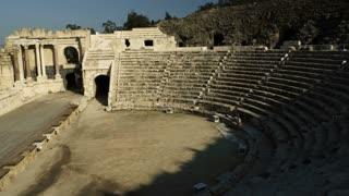 Ruins Of Ancient Auditorium